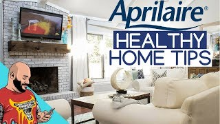 How to Improve Indoor Air Quality with Aprilaire Smart Home Tech