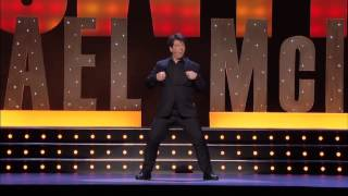 Michael McIntyre on Tights and Shoes - Michael McIntyre