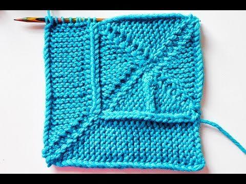 stricken 10 stitch blanket elizzza teil 2 10 maschen decke wickelmaschen youtube. Black Bedroom Furniture Sets. Home Design Ideas