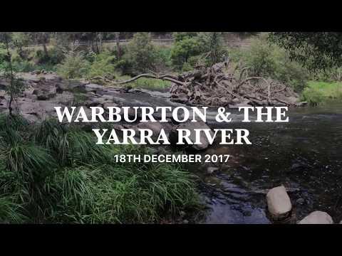 Warburton & the Yarra River, Australia