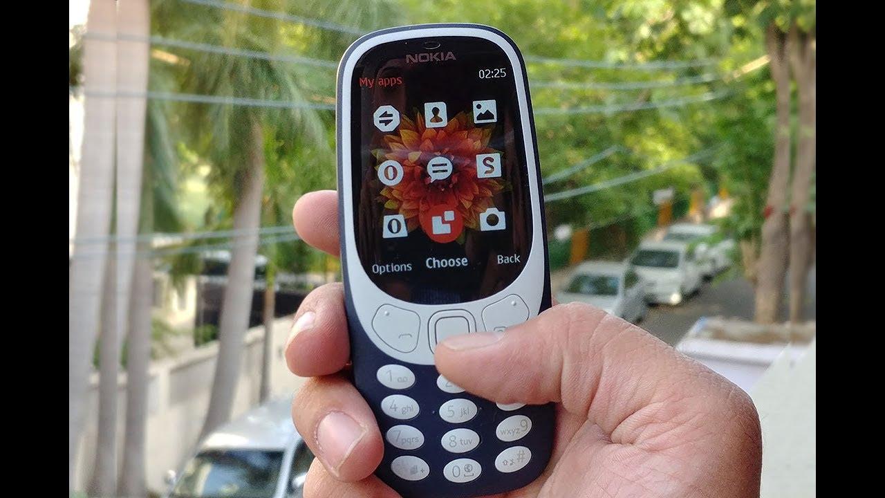 Nokia 3310  2017  Full Review  U0026 Camera Review