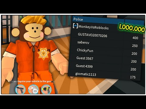 HOW TO GET FREE MONEY IN ROBLOX JAILBREAK!! ( 100% LEGIT )
