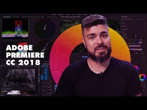 Adobe Premiere CC 2018 - Quais as Novidades da Atualização? - OZI VLOG #381