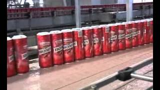 KHS India Beer Can Line