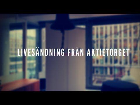 OmniCar - Aktietorget LIVE 13/6-2017