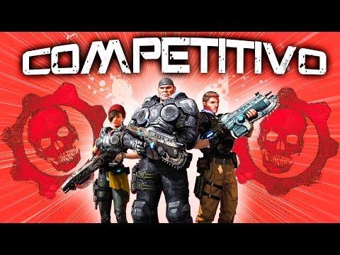 COMPETITIVO EN GEARS OF WAR 4