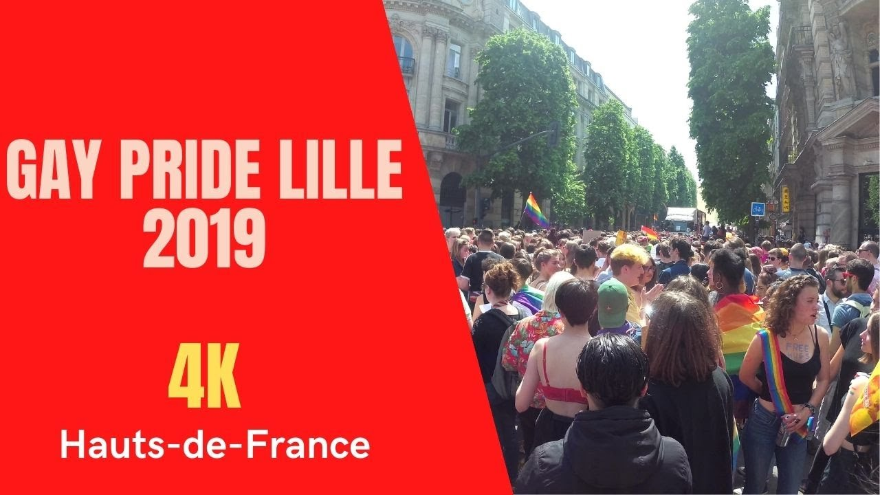 gay pride lille 2019 date
