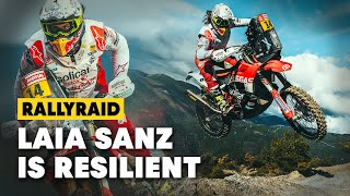 Laia Sanz Is The Toughest Woman in Motorsport