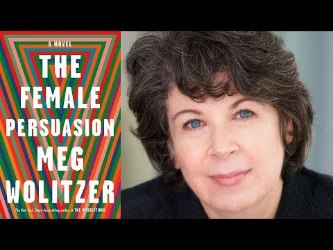Meg Wolitzer on The Female Persuasion at the 2018 National Book Festival
