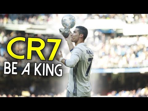 Cristiano Ronaldo 2017 - Be a King ● Going for The 5th Ballon D'or | HD