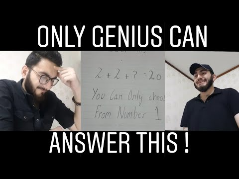Wargay Panday #14 ( Only Genius Can Answer This)