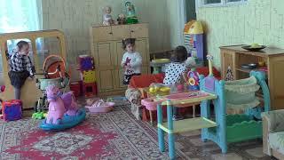 Двойняшки - НАШ ПЕРВЫЙ ДЕНЬ в Детском Саду (ясли)