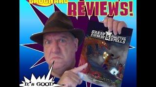 Ol' Man Grognard Reviews 32 - Sharp Swords & Sinister Spells