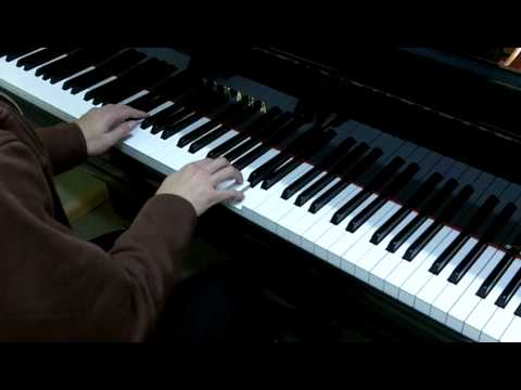 ABRSM Piano 2011-2012 Grade 3 A:1 A1 Bach BWV 939 Prelude in C