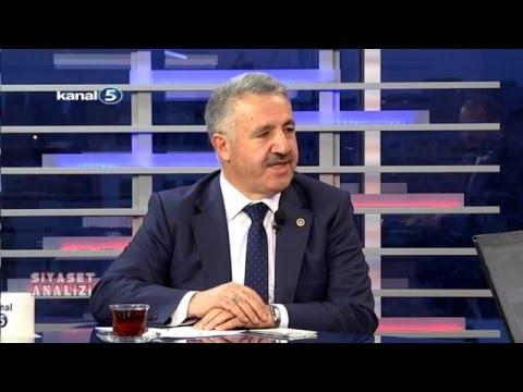 Siyaset Analizi 23.03.2016 Konuk Ahmet Arslan