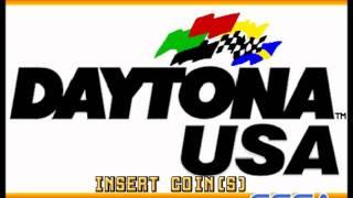 Daytona USA (Arcade) - Attract Theme (Let
