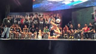 Final Campeonato FreeStyle México 2014 (Esteban Hernández vs Memo Vaz)