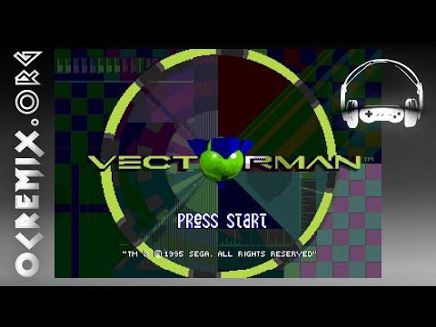 OC ReMix #3316: Vectorman 'Become Death' [Day 2: Metalhead] by timaeus222 & Sir Jordanius