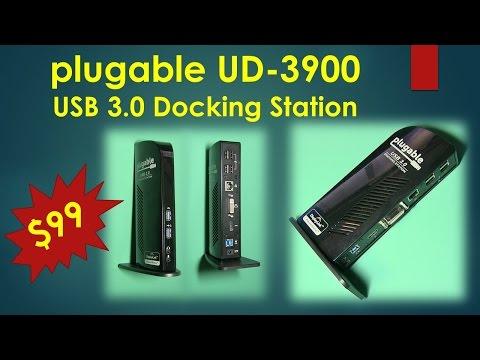 plugable UD 3900 Docking Station