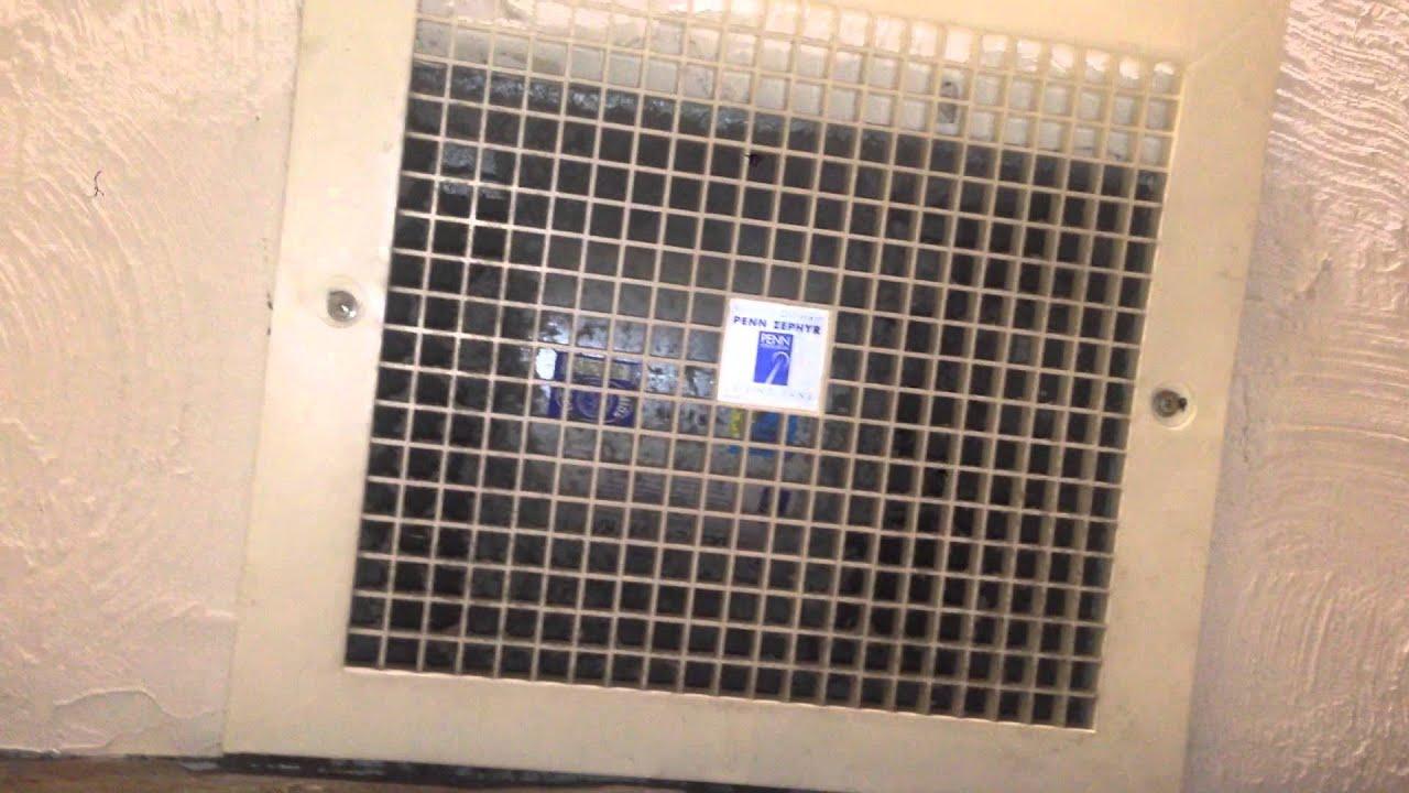 zephyr exhaust fans pennbarry penn zephyr centrifugal ceiling exhaust fan in restaurant restroomwashroom restroom