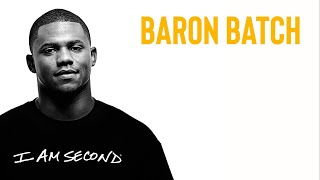 Baron Batch - White Chair Film - I Am Second®
