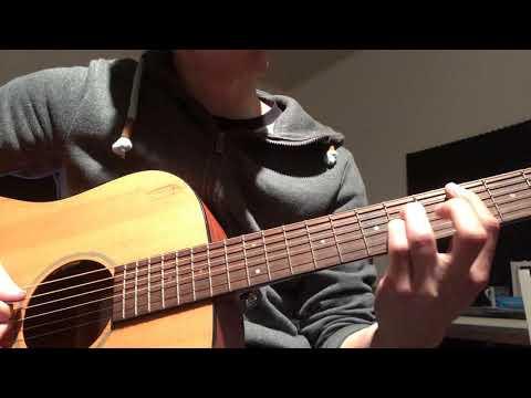 Hugo Helmig Please don't lie Guitar Tutorial