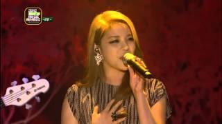 121214 Ailee - Heaven @ 2012 Melon Music Awards