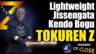TOKUREN Z - Lightweight Jissengata Kendo Bogu - What else can you do to win? - Tozando Up-close #5