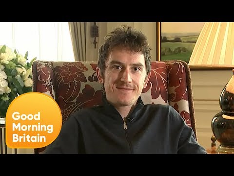 Geraint Thomas on His Historic Tour De France Win | Good Morning Britain