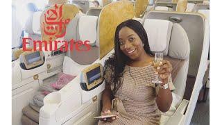 OFF TO DUBAI WITH EMIRATES