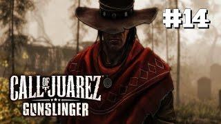CALL OF JUAREZ: Gunslinger #14 - Duell gegen zwei Daltons [Gameplay][German][Deutsch]