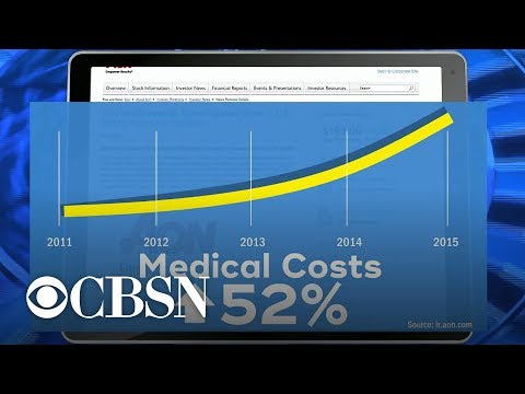 CBS News Investigates Confusing And High-priced Medical Bills