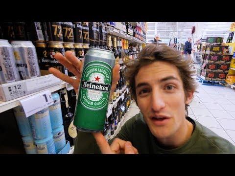 外国人吐槽啤酒 : 在中国卖的外国啤酒好喝吗 ?