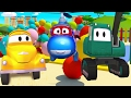 Compilation of Tom the Tow Truck, Construction Squad, Carl the Super Truck and all their friends  😄