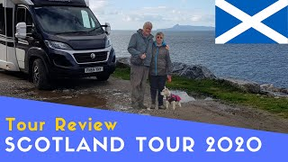 Scotland Tour 2020 Review | MPG, Highlights, Costs, Photos