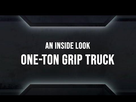 Hammer Lighting & Grip - 1 Ton Grip Truck Package