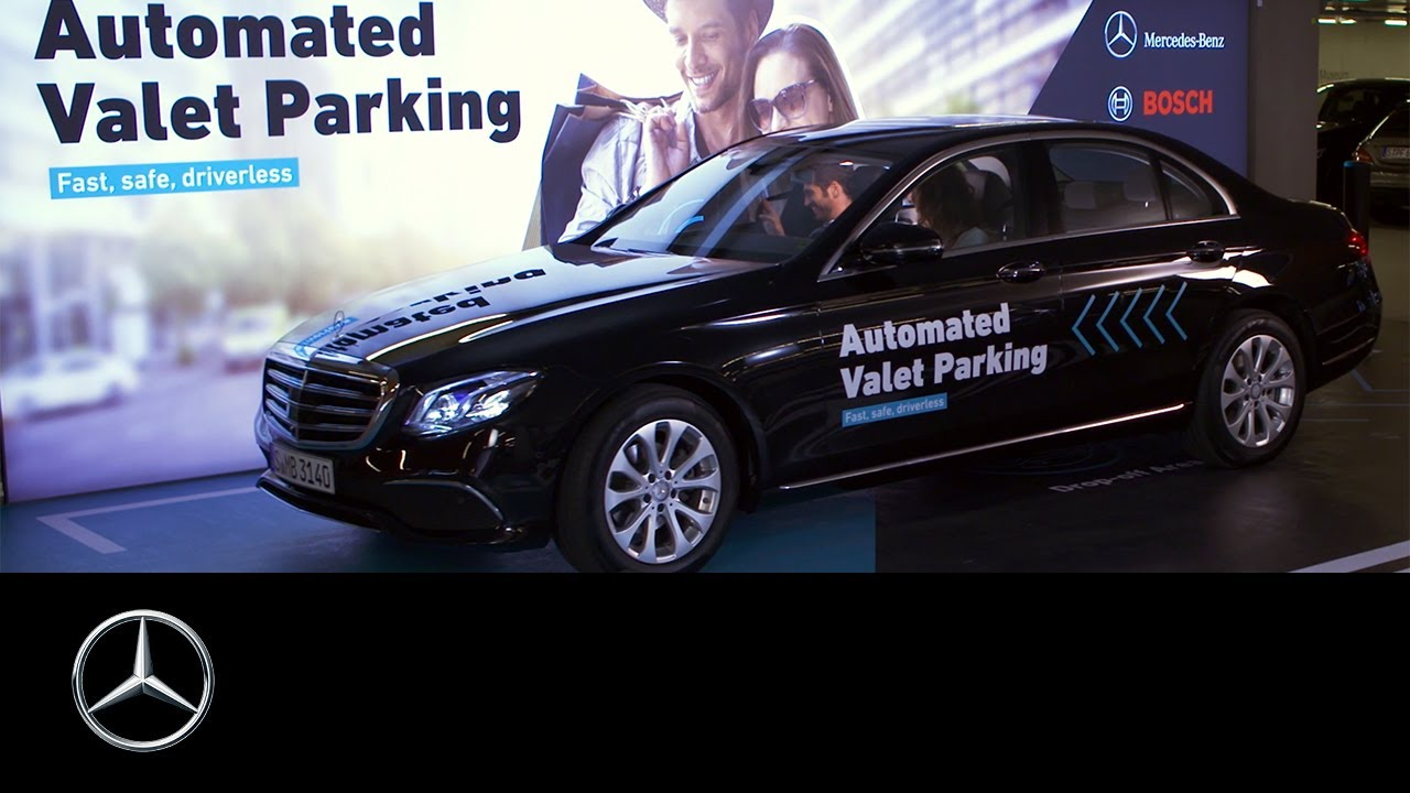 Internet of Things: Bosch & Daimler Realised Automated Valet Parking in the Mercedes-Benz Museum