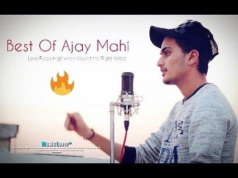 Best Of Ajay Mahi | Mahi Da Tashan | Mix Mashup Video Songs