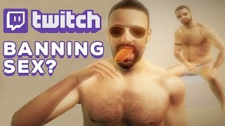 Twitch Censoring Sex? - The Know