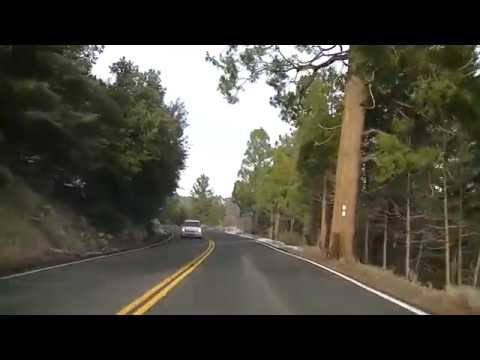 Driving the Whole Course of Angeles Crest Highway (6 of 10)