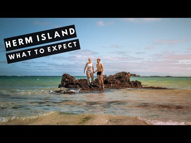 HERM ISLAND - What to Expect | Day Trips from Guernsey