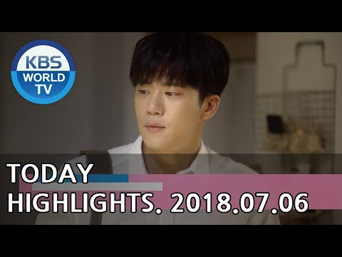 Today Highlights-K-RUSH 3/Sunny Again Tomorrow E39/Your House Helper E3-4[2018.07.06]