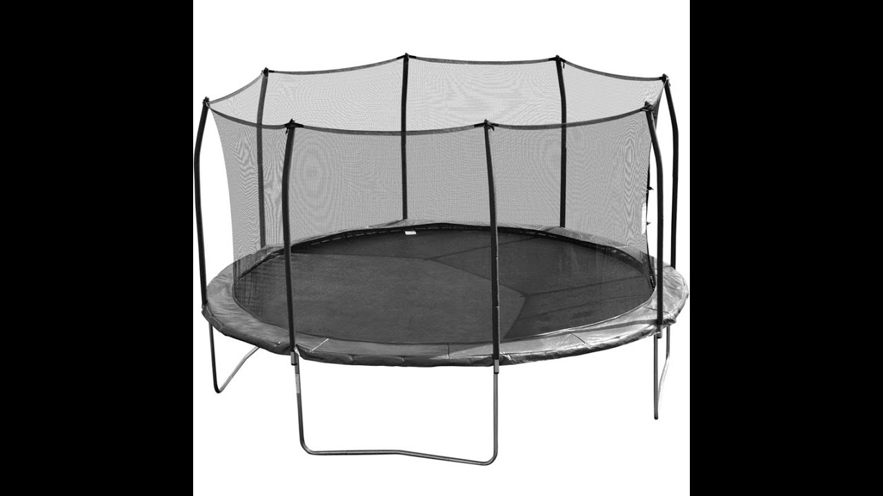 Skywalker Trampoline Assembly How To Youtube