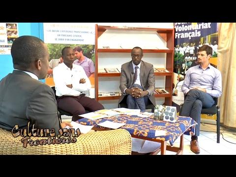 France Volontaires Congo ǀ DRTV ǀ Culture Sans Frontières