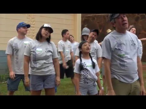 Hawaii 3Rs Playground Project at Pearl City Highlands Elementary