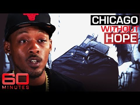 Chicago's gang war: a crisis like no other   60 Minutes Australia