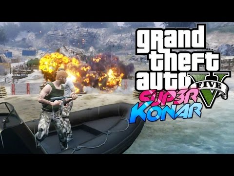 GTA 5 online - Best of funny moments #20...