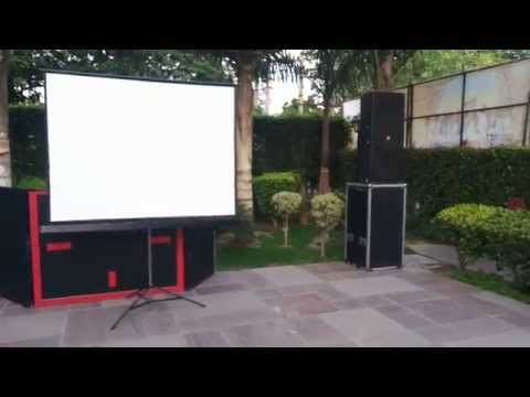 karaoke setup for parties in gurgaon by dg event. in 09891478183 sarovar hotels Sector 29 gurgaon