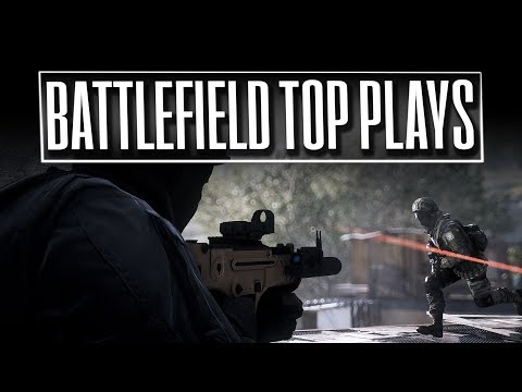 ACCURATE INFANTRY CLIPS - Battlefield Top Plays