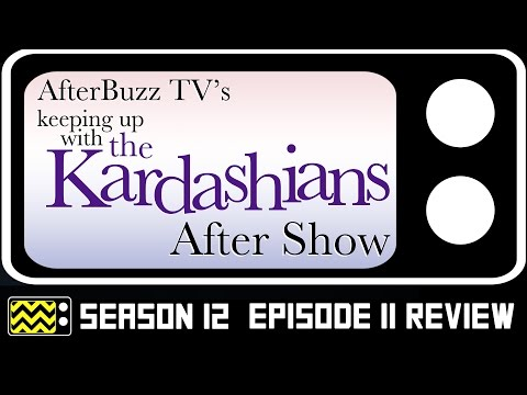 Keeping Up W/ The Kardashians Season 12 Episode 11 Review & After Show | AfterBuzz TV